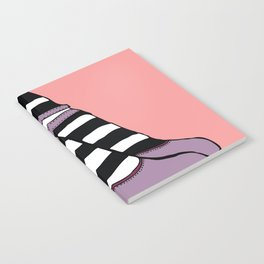 Pretty Mary Janes Notebook