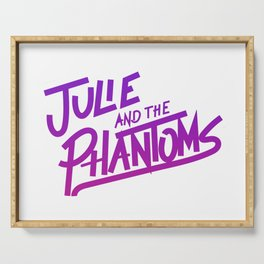 Julie and the phantoms Serving Tray