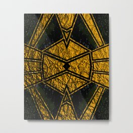 Geometric #715 Metal Print