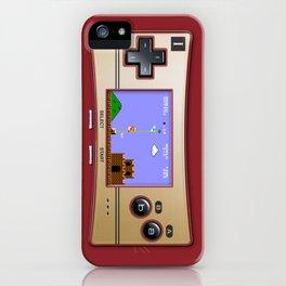 Gameboy Micro Classic iPhone Case