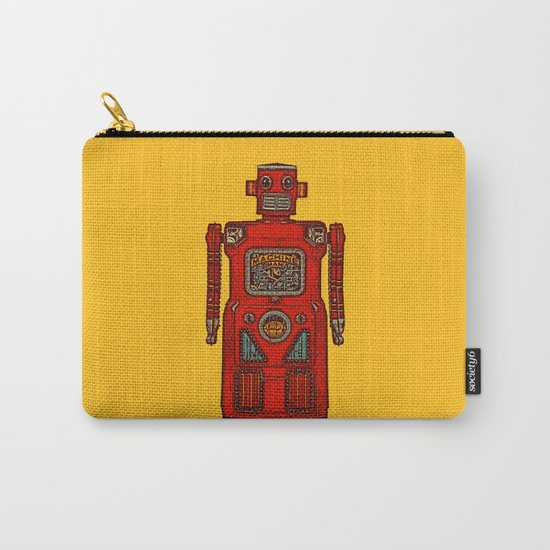 Robot IV Carry-All Pouch