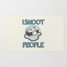 I Shoot People Rug