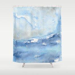 Tempest Shower Curtain