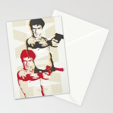 Double Travis Stationery Cards