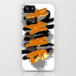 HUHS iPhone Case