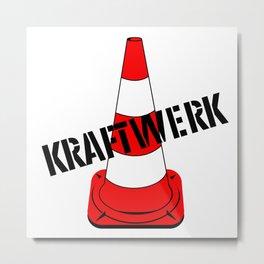 Kraftwerk Metal Print
