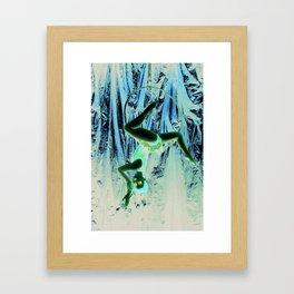 Lyra Framed Art Print