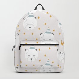 Have a beary nice day! Backpack