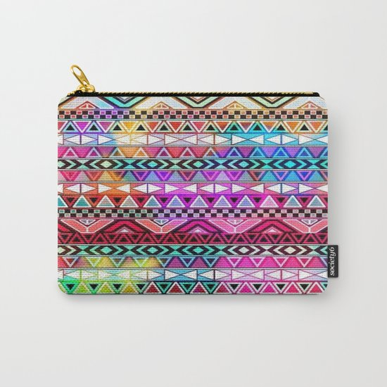 Colorful Tribal best decoration design ideas Carry-All Pouch