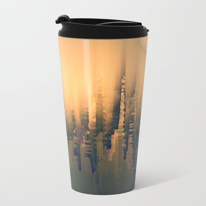 Reversible Space III Metal Travel Mug