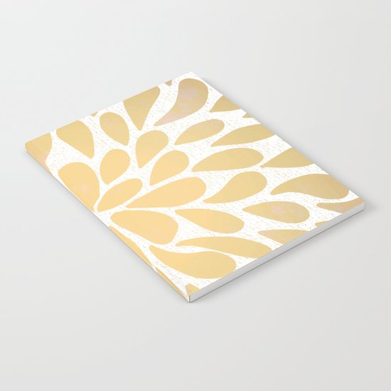 Petal Burst #6 Notebook