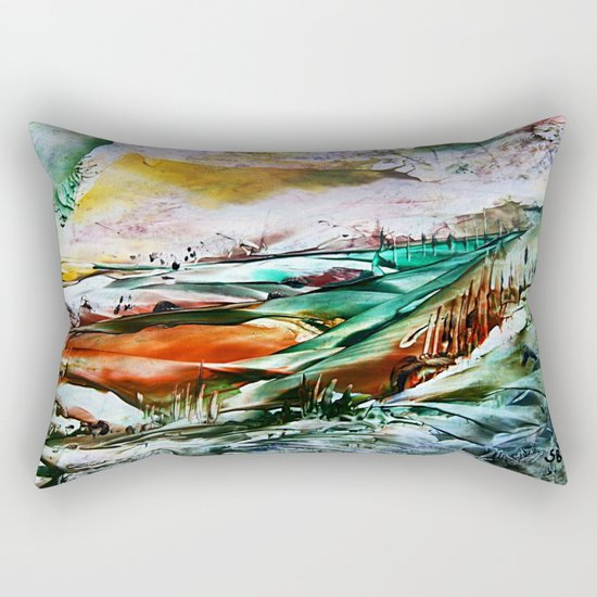 FarmLand Rectangular Pillow