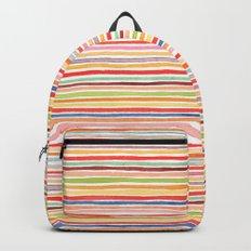 Robayre Watercolor Lines Backpack