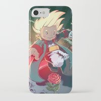 le petit prince iPhone & iPod Cases featuring Le Petit Prince by Jordan Lewerissa