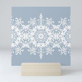 Snowfrost Mini Art Print