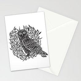 Magic Owl no1 Stationery Cards