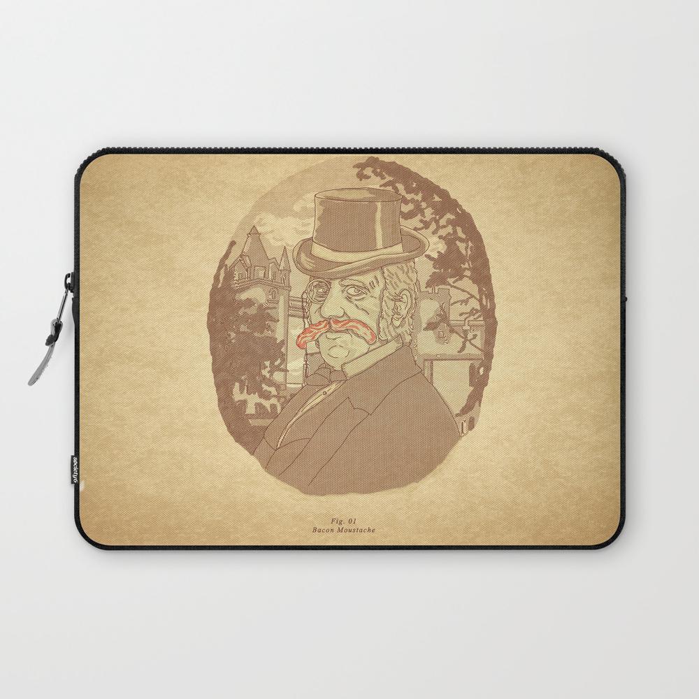 It's A Matter Of Good Taste Laptop Sleeve LSV86699