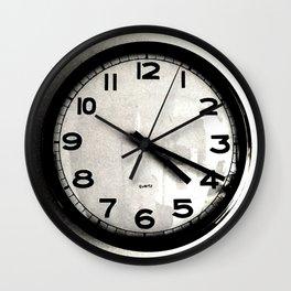 Four Nineteen Clock Wall Clock