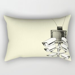 New[s] Camera[s] Rectangular Pillow