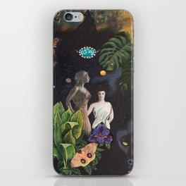 Virgo- Zodiac Wildlife Series iPhone Skin