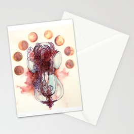 Mi Sangre Es Vida Stationery Cards