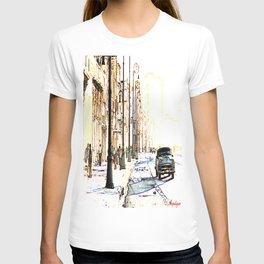 ciudad de la habana ( Havana City ) T-shirt