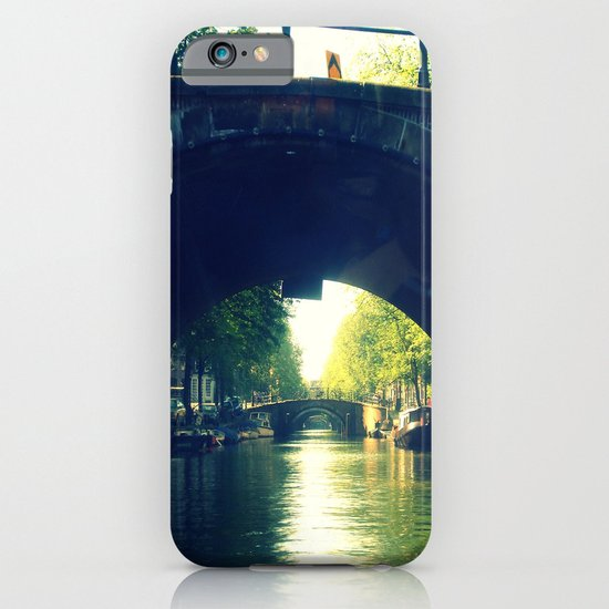 Early Hour Amsterdam. iPhone & iPod Case