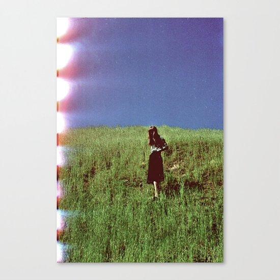 Field of dreams. Canvas Print