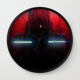Defeated Wall Clock