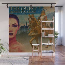 The Quest, Bound For Glory Wall Mural