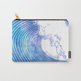Pacific Waves III Carry-All Pouch