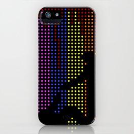 Reservoir Dots iPhone Case
