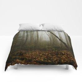 Misty Woods Comforters