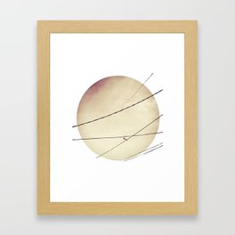Sutro 15 Framed Art Print