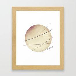 Sutro 15 Framed Art Print