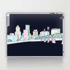 Portland - Midnight Version  Laptop & iPad Skin