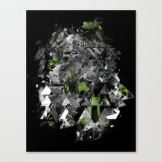 Abstractness Canvas Print