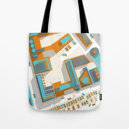 Ground #03 Tote Bag