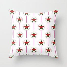 Vietnamese Mid-Autumn Star Lantern  Throw Pillow