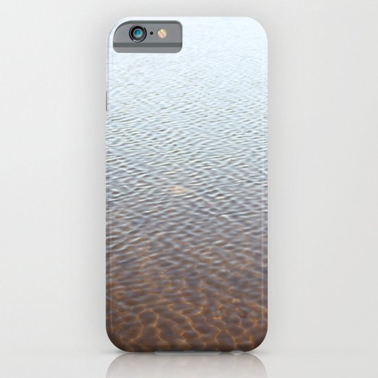 Silent water iPhone & iPod Case