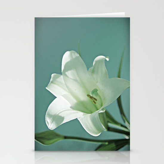Seasonal Bloomer Stationery Cards