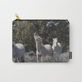 Happy Traveler with Mom and Pallaton Carry-All Pouch