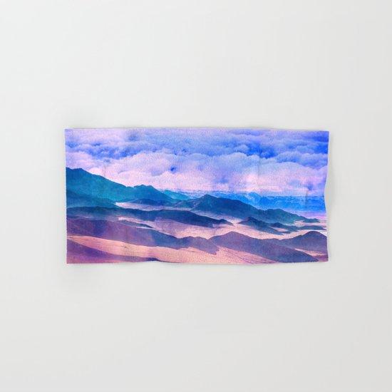 Blue Mountains Land Hand & Bath Towel