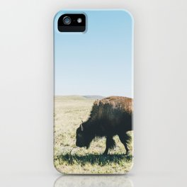 Waterton Locals iPhone Case