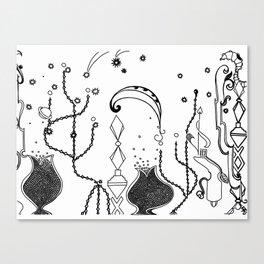 Buried Treasure Canvas Print