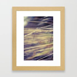 Comfort In Simplicity  Framed Art Print