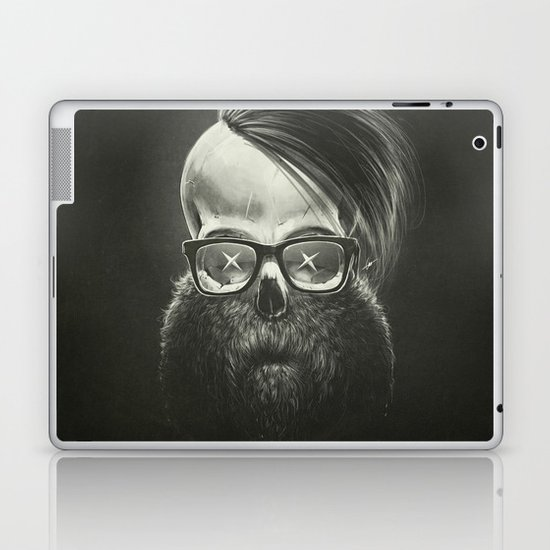 N.E.R.D. - (No-One Ever Really Dies) Laptop & iPad Skin