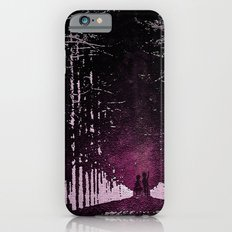 Close Encounter of the Purple Kind Slim Case iPhone 6s