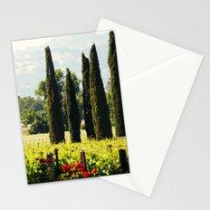 Vineyards of Napa Stationery Cards