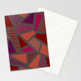 TRIANGLE TRIBES Stationery Cards